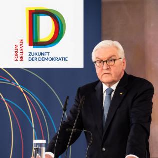 FORUM BELLEVUE ZUR ZUKUNFT DER DEMOKRATIE