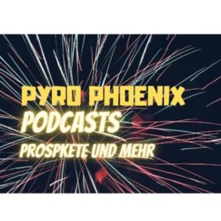 Feuerwerk-Prospekte