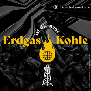 Erdgas ist die neue Kohle