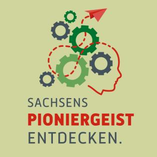 Sachsens Pioniergeist entdecken