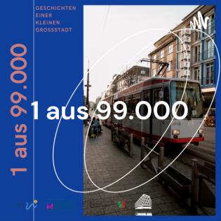1 aus 99.000 - Geschichten einer kleinen Großstadt