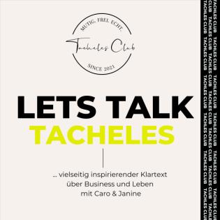 Lets talk Tacheles