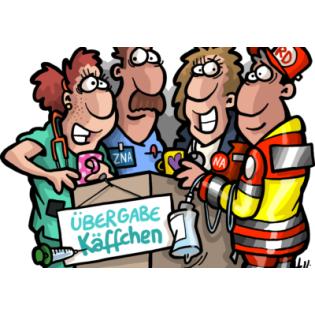Übergabekäffchen – pin-up-docs – don't panic