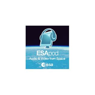 ESApod, Audio und Video aus dem All