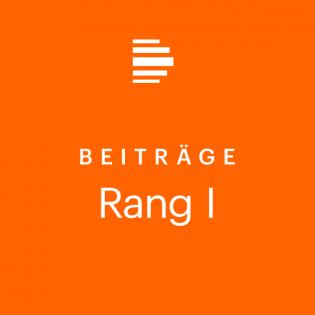 Rang I - das Theatermagazin - Deutschlandfunk Kultur