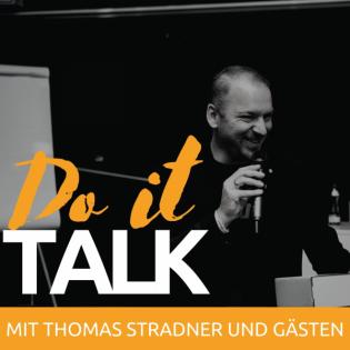 DO IT Talk - Thomas STRADNER