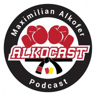 AlkoCast - Der Mixed Martial Arts (MMA), Brazilian Jiu Jitsu (BJJ) und Fußball Podcast