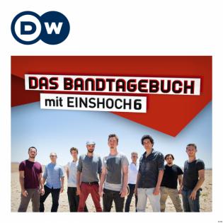 Das Bandtagebuch mit EINSHOCH6   Reise um die Welt (die Songs)