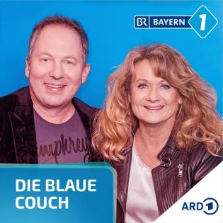 Blaue Couch