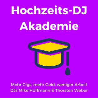 Hochzeits-DJ Akademie | DJ Jobs | Online Marketing | Mehr Gigs bekommen | DJ Website
