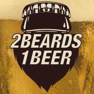 2 Beards 1 Beer