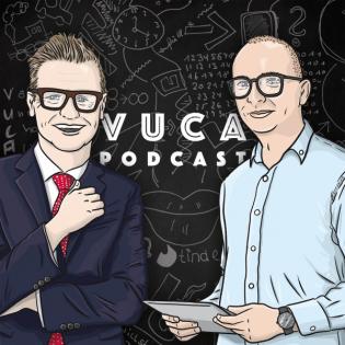 VUCA-Podcast  Der Generationen-Talk über die Welt von Morgen