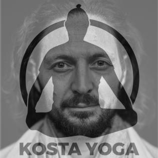 Yoga Podcast by Kosta: kraftvoller, focussierter und gesünder leben!