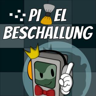 Pixelbeschallung