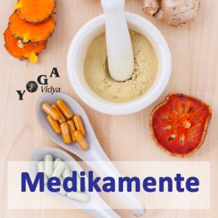 Medikamente und Arzneimittel - Naturheilkunde und Schulmedizin