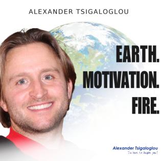 Der feurig geerdete Motivations-Podcast