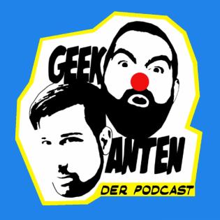 GEEKanten - Der Podcast für alle Popkultur-Geeks