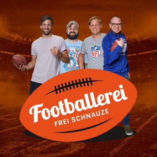 Footballerei – Frei Schnauze