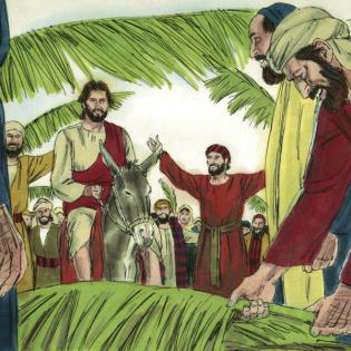 Geschichten der Bibel