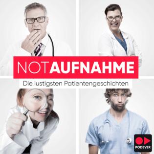 NotAufnahme – die lustigsten Patientengeschichten
