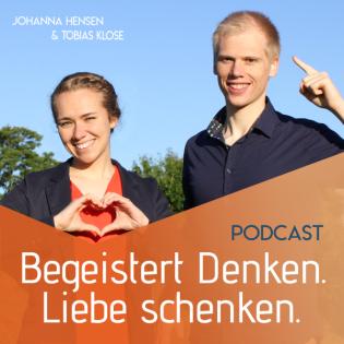 BEGEISTERT DENKEN - LIEBE SCHENKEN