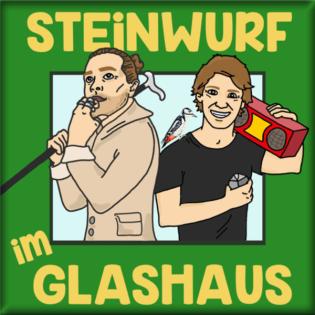Steinwurf im Glashaus