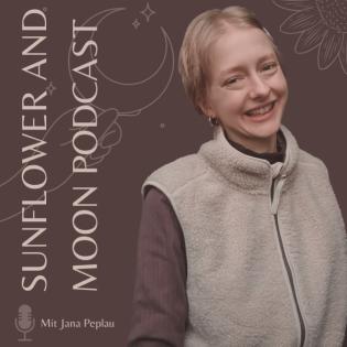 Sunflower & Moon