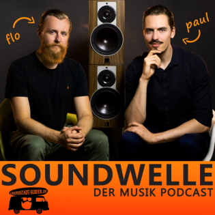 Soundwelle - Der Musik-Podcast über Neues aus Pop, Rock, Metal, Electro & Co.