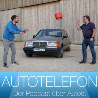 Autotelefon - Der Podcast über Autos.