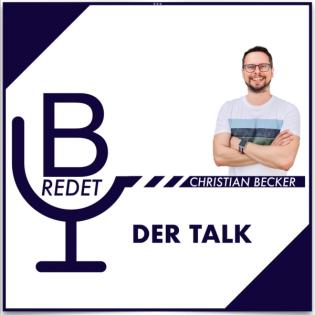B redet - Der Podcast Talk mit dem Blick hinter die Kulissen und der einen Extrafrage.