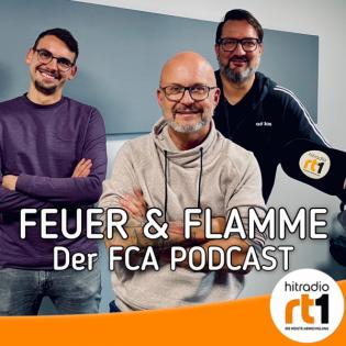 Feuer und Flamme - der FC Augsburg Podcast
