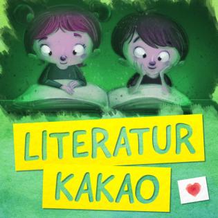 Literaturkakao - Der Podcast über tolle Kinderbücher