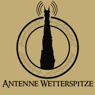Antenne Wetterspitze