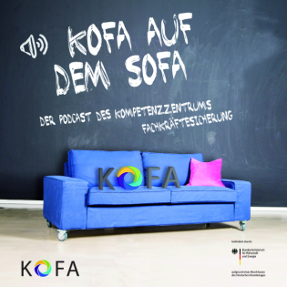 KOFA auf dem Sofa