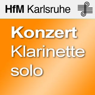 Klarinette solo