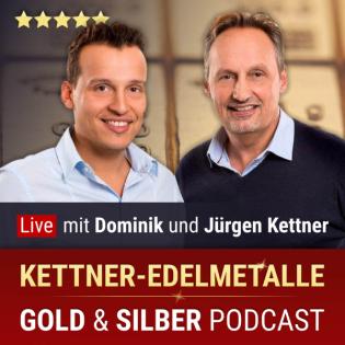 Gold & Silber   Podcast für Investoren, Krisenvorsorger und Sammler   Kettner-Edelmetalle
