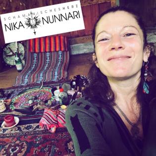 NIKA NUNNARI - SCHAMANISCHES HERZ
