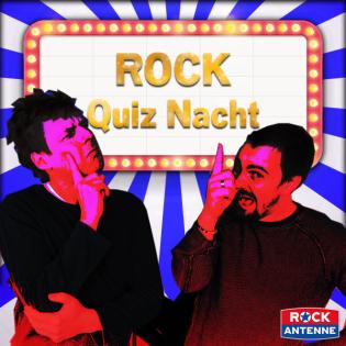 Die ROCK ANTENNE Rock Quiz Nacht!