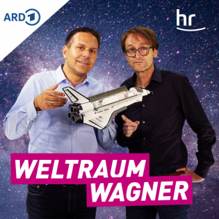 hr-iNFO WeltraumWagner: der Raumfahrt-Podcast