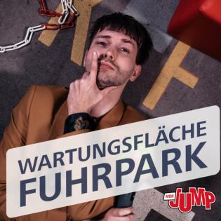 Wartungsfläche Fuhrpark – MDR JUMP
