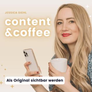 Content&Coffee –  Dein entspannter Online-Marketing Podcast (von mind&stories)