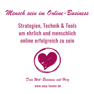 Mensch sein im Online Business