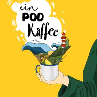 Ein Pod Kaffee