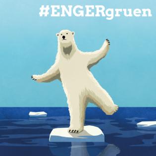 #ENGERgruen   Grüne in Enger