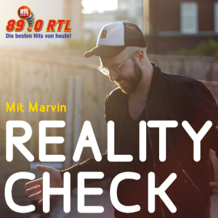 89.0 RTL Reality-Check mit Marvin