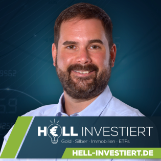 Hell investiert - Erfolgreich mit Gold, Immobilien, ETFs & Co.
