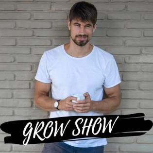 GROW SHOW: Mindset, Persönlichkeitsentwicklung und Psychologie