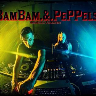 BamBam & PEPPels | HARD-TEKK