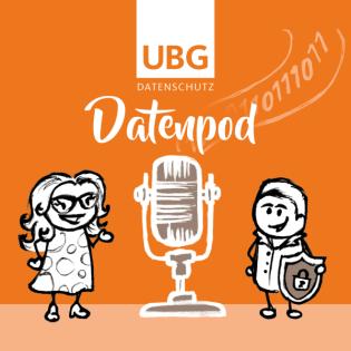 Daten-Pod - Da laufen die Daten über!