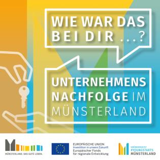 Unternehmensnachfolge im Münsterland